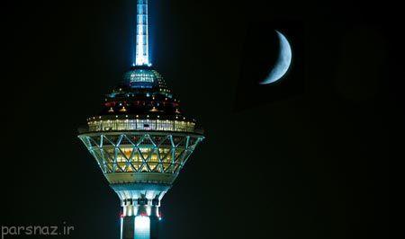 عکس های دیدنی از مکان های گردشگری تهران