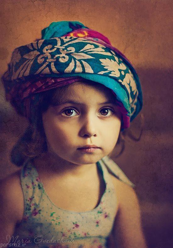 آلبوم عکس کودک زیبا و دوست داشتنی