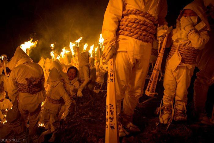 فستیوال و جشن های مختلف در سراسر جهان