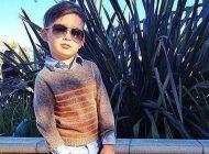 تصاویر خوش تیپ ترین کودک جهان