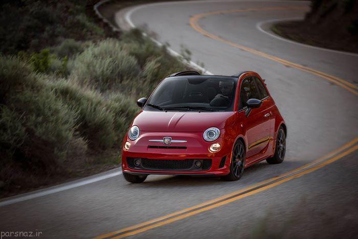 مناسب ترین خودروهای شهری +عکس