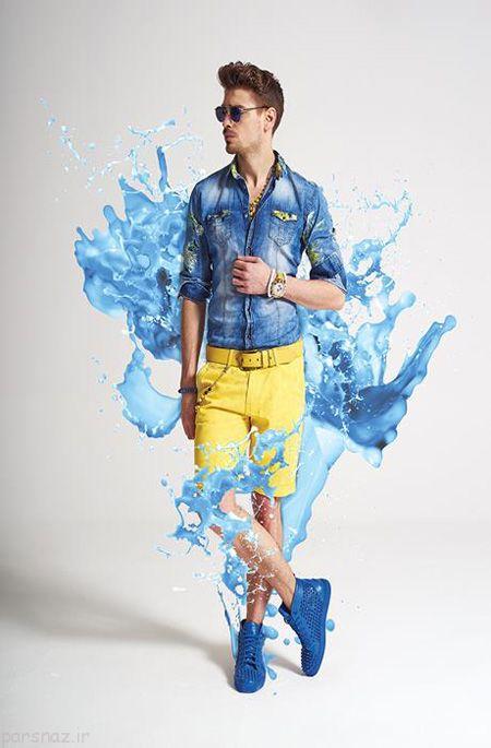 مدل لباس اسپرت مردانه - سری جدید