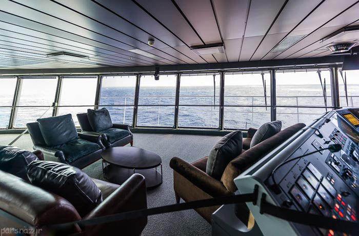 سفری خاطره انگیز با بزرگترین کشتی مسافربردی دنیا