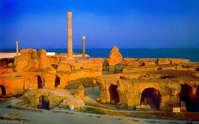 شهرهای فراموش شده در طول تاریخ