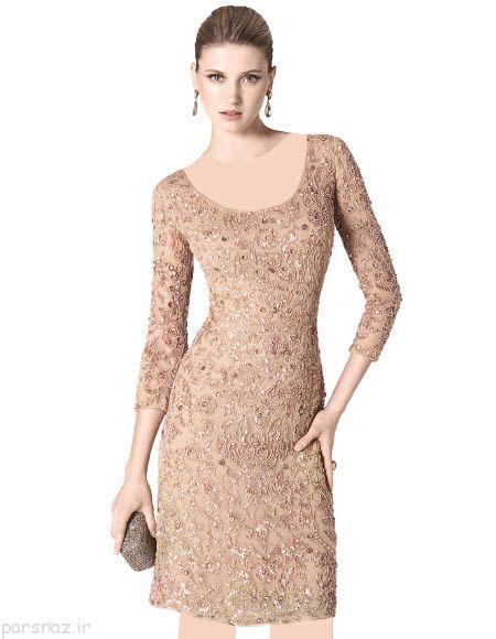 مدل های لباس شب زنانه و دخترانه مد روز