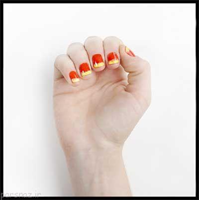 آموزش طراحی صور فلکی روی ناخن