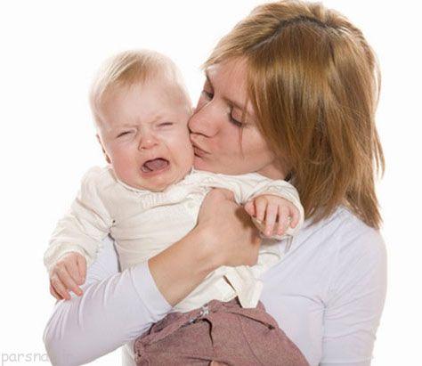 معنی گریه های نوزادان را بفهمیم