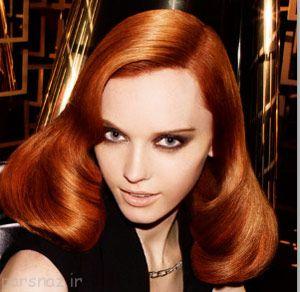 راهنمای درست و انتخاب رنگ مو و ترکیب رنگ مو