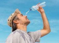 به میزان آب بدن توجه کنیم