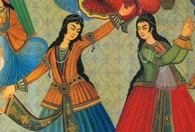 تاریخچه رقص ایرانی بهمراه انواع رقص های ایرانی