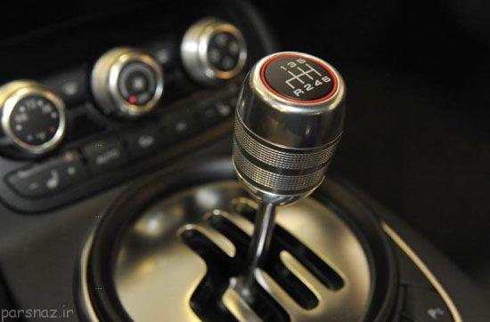 حذف گیربکس دستی در 10 خودروی محبوب جهان