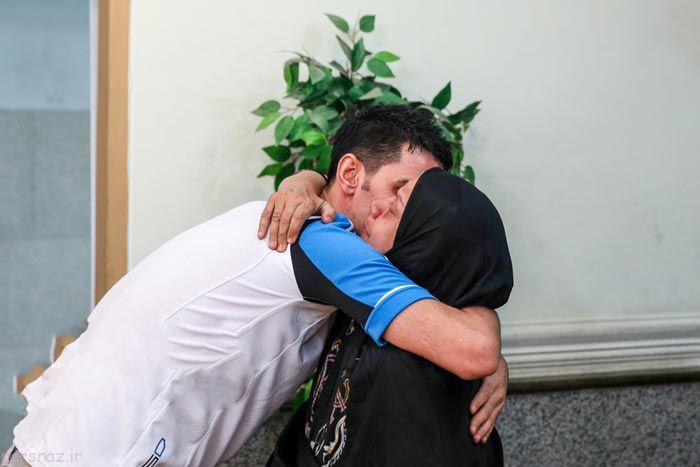 زندانی محکوم به اعدام در زندان ازدواج کرد