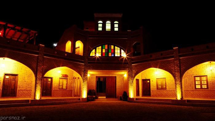 معرفی شهر کاشان به روایت تصویر