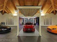 ویلا رویایی ماشین بازهای میلیونر در آمریکا