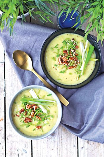 طرز تهیه سوپ های خوش طعم برای ماه رمضان