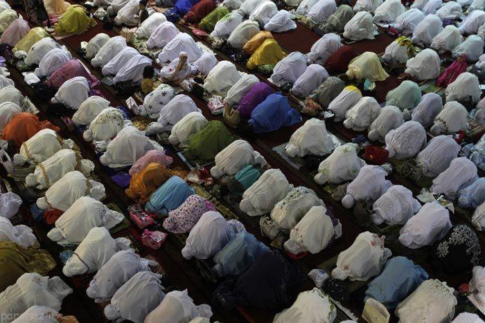 رمضان و روزه داری مردم جهان و با تفاوت های زمانی