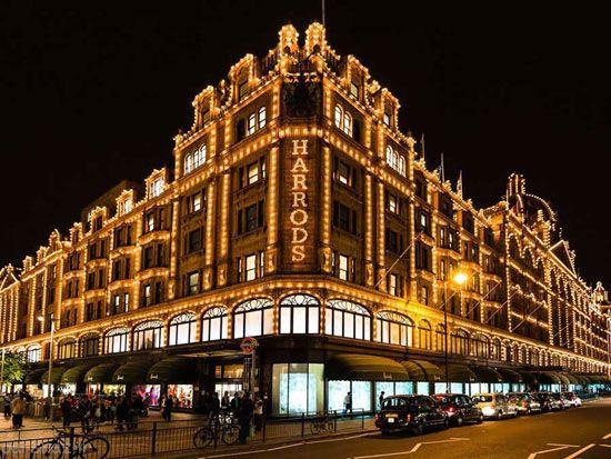 بهترین و زیباترین مراکز خرید در جهان
