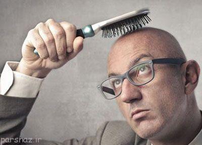مواد غذایی موثر در درمان ریزش مو