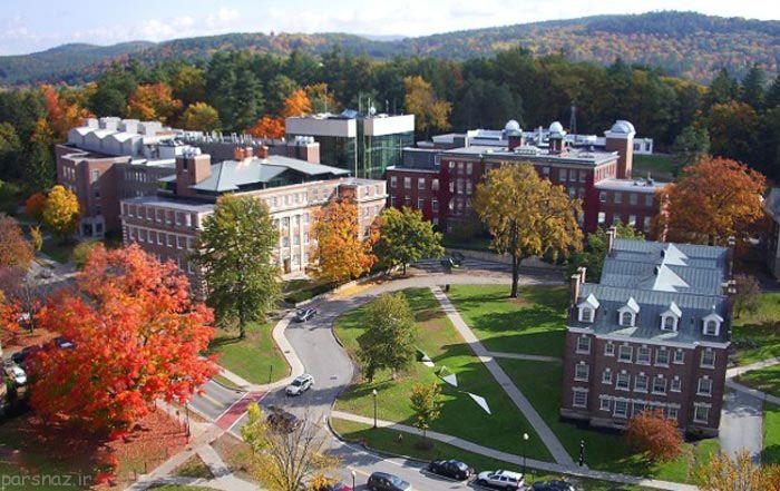 معرفی بهترین دانشگاه های دنیا