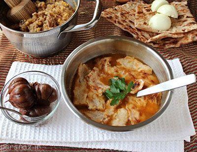 خوشمزه و سنتی ترین غذاهای افطاری و سحری