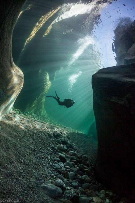 تصاویر زیبا و شگفت انگیز از سراسر جهان (قسمت اول)
