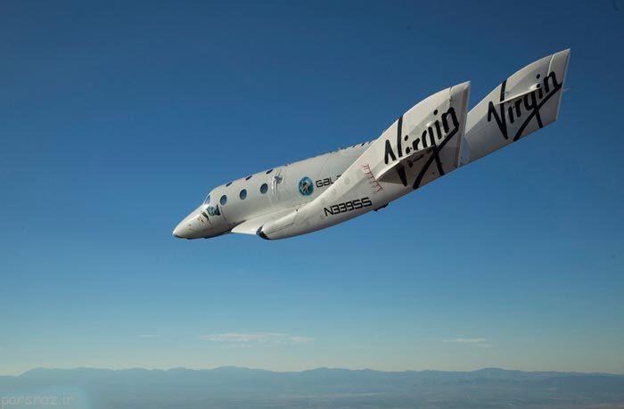 آیا امکان پرواز به فضا با هواپیما وجود دارد؟