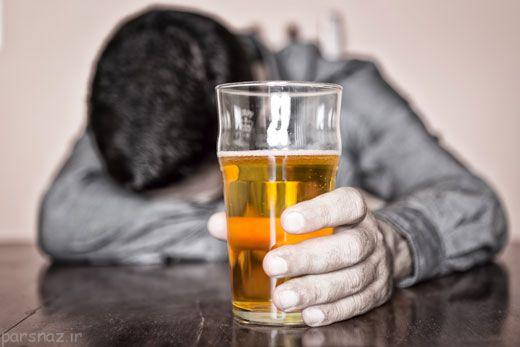 مصرف الکل در ایران و حقیقت های جالب