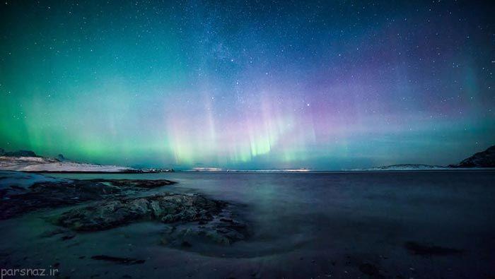 عکس های زیبا از جالب ترین ستاره اسمان