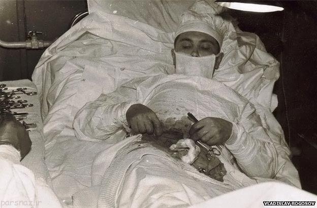 داستان عمل جراحی جنجالی و عجیب