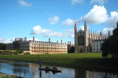 جشن زیبای سالگرد تاسیس دانشگاه کمبریج بریتانیا