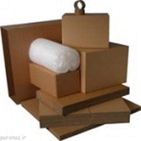 افزایش میزان زیست تخریب پذیری مواد بسته بندی