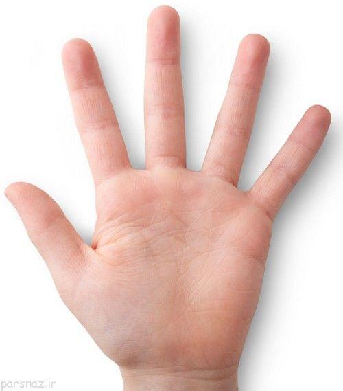 توضیحات کامل درباره روان شناسی دست ها