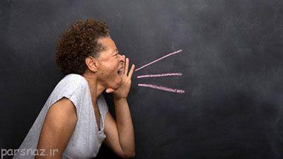 صدای خشن را چگونه درمان کنیم؟