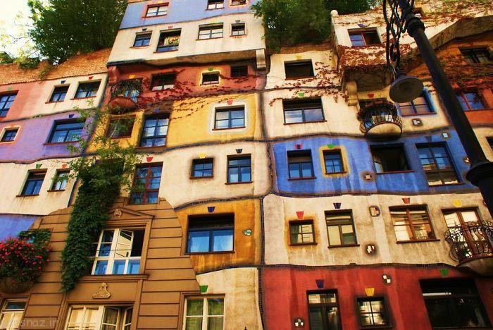شگفت انگیزترین و زیباترین ساختمان های دنیا