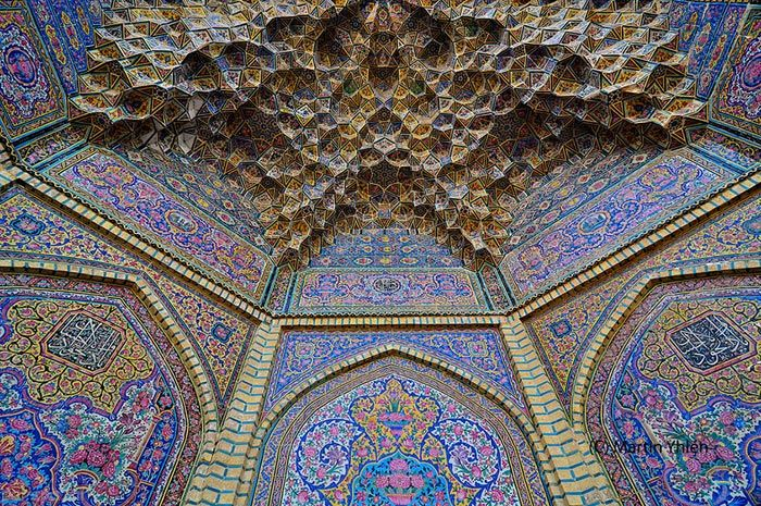تصاویر معماری هنرمندانه اسلامی در جهان