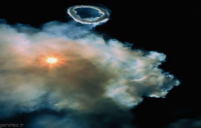 عکس های جذاب و خیره کننده ابرهای جالب و زیبا