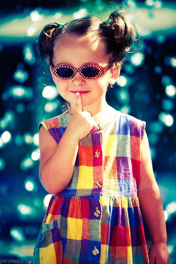 عکس های کودکان زیبا و دوست داشتنی