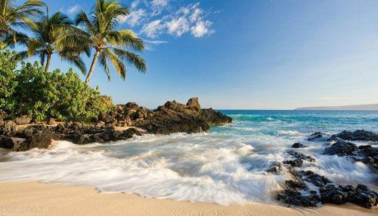 چشم نوازترین و زیباترین جزیره های دنیا را ببینید