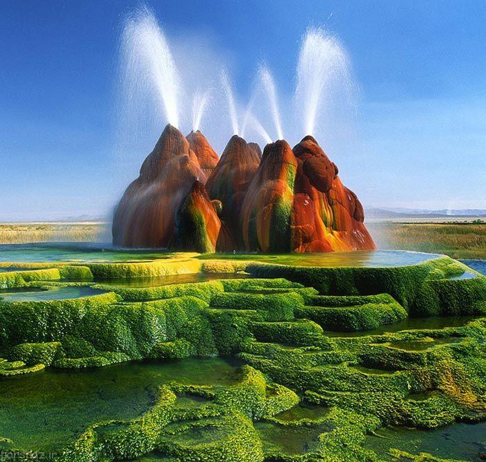 مکان های باور نکردنی از زمین که تا کنون ندیده اید