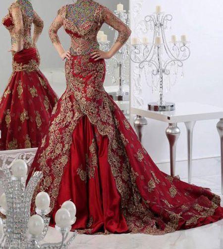 جدیدترین مدل های لباس نامزدی 2017