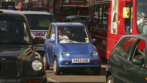 خودروهایی که تاریخ را رقم زدند +عکس