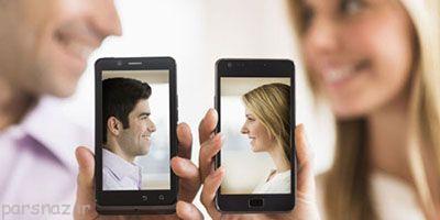 ازدواج های اینترنتی یا تلگرامی خوب است یا بد؟
