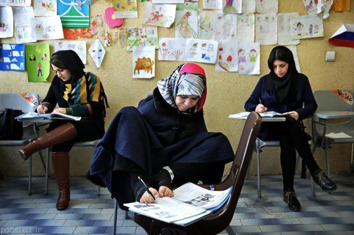 توانایی افسانه ای و شگفت انگیز زن معلول ایرانی