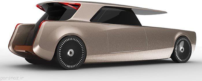 خودروهای نسل های آینده را ببینیم
