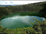 تصاویر جالب و زیبا از دریاچه چورت در ساری