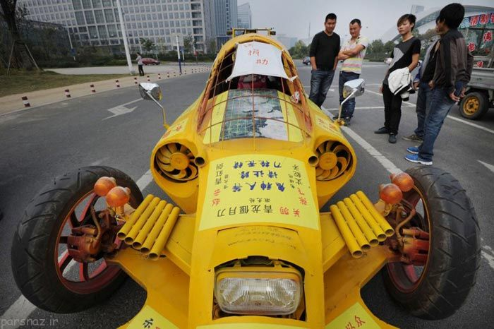 وسایل دست ساز و جالب چینی ها را ببینید