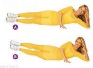 روش های تصویری برای لاغر کردن ران و باسن