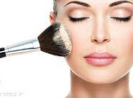 آرایش بهتر روی پوست چرب امکان پذیر است