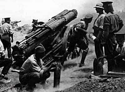 توضیحات کامل درباره جنگ جهانی اول + عکس جنگ جهانی اول