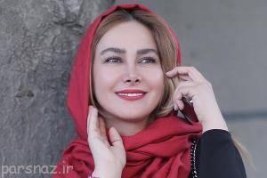 آنا نعمتی در کمپین عکس بدون آرایش خود را منتشر کرد